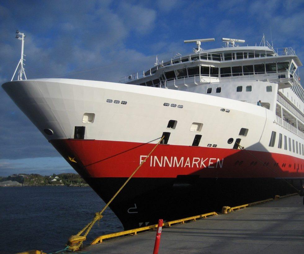 Finnmarken-Hurtigruten
