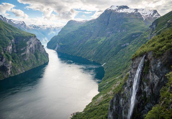 Fjord-Hurtigrouten