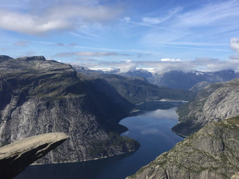Trollfjord-Norwegen