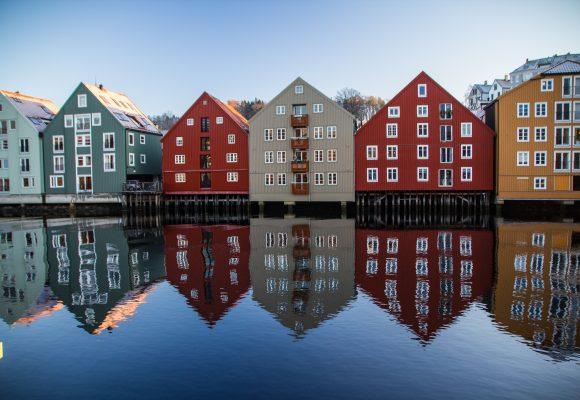 Trondheim-Norwegen